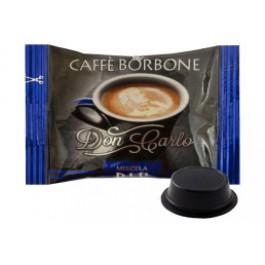 300 Capsule Borbone Don Carlo Compatibili Lavazza A Modo Mio Miscela Blu'