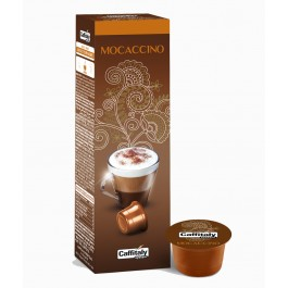 10 Capsule CAFFITALY - MOCACCINO