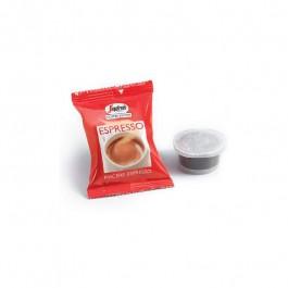 100 capsule di caffe' SEGAFREDO cialde gusto ESPRESSO