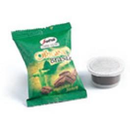 50 capsule di caffe' SEGAFREDO cialde gusto BRASILE