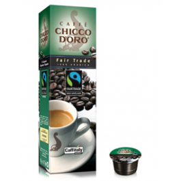 10 Capsule CAFFITALY - Chicco D'Oro FAIR TRADE
