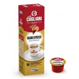 10 Capsule CAFFITALY - CAGLIARI GRAND ESPRESSO