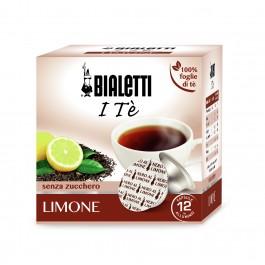 12 Capsule Caffe' BIALETTI Gusto Tè al Limone