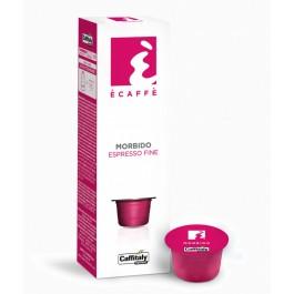 10 Capsule CAFFITALY - Ecaffe' MORBIDO