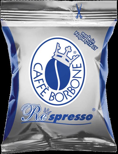 200 Capsule Borbone Respresso Compatibili Nespresso Miscela Blu'