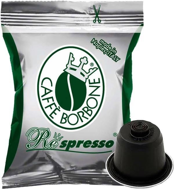 200 Capsule Borbone Respresso Compatibili Nespresso Decaffeinato