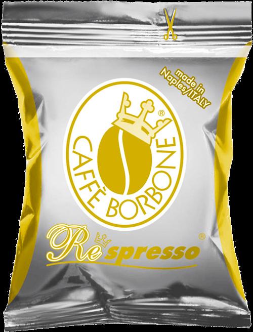 200 Capsule Borbone Respresso Compatibili Nespresso Miscela Oro