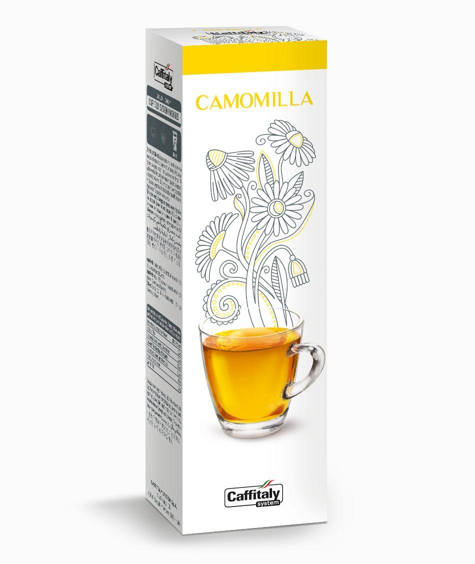 10 Capsule CAFFITALY - ECAFFE' CAMOMILLA