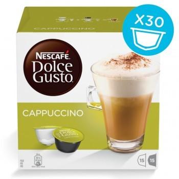 102 Capsule (90+12 OMAGGIO) Nescafè Dolce Gusto Cappuccino Magnum Pack