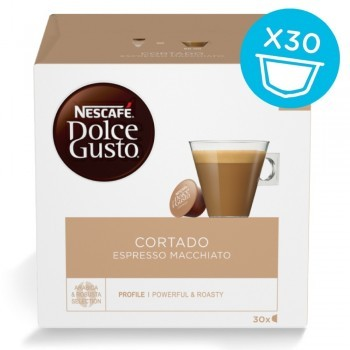 90 Capsule Nescafè Dolce Gusto Cortado Espresso Macchiato Magnum Pack