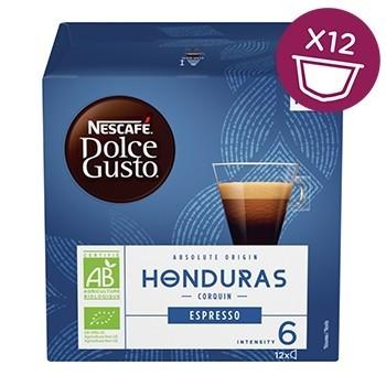 Nescafè Dolce Gusto Espresso Biologico HONDURAS 12 Capsule