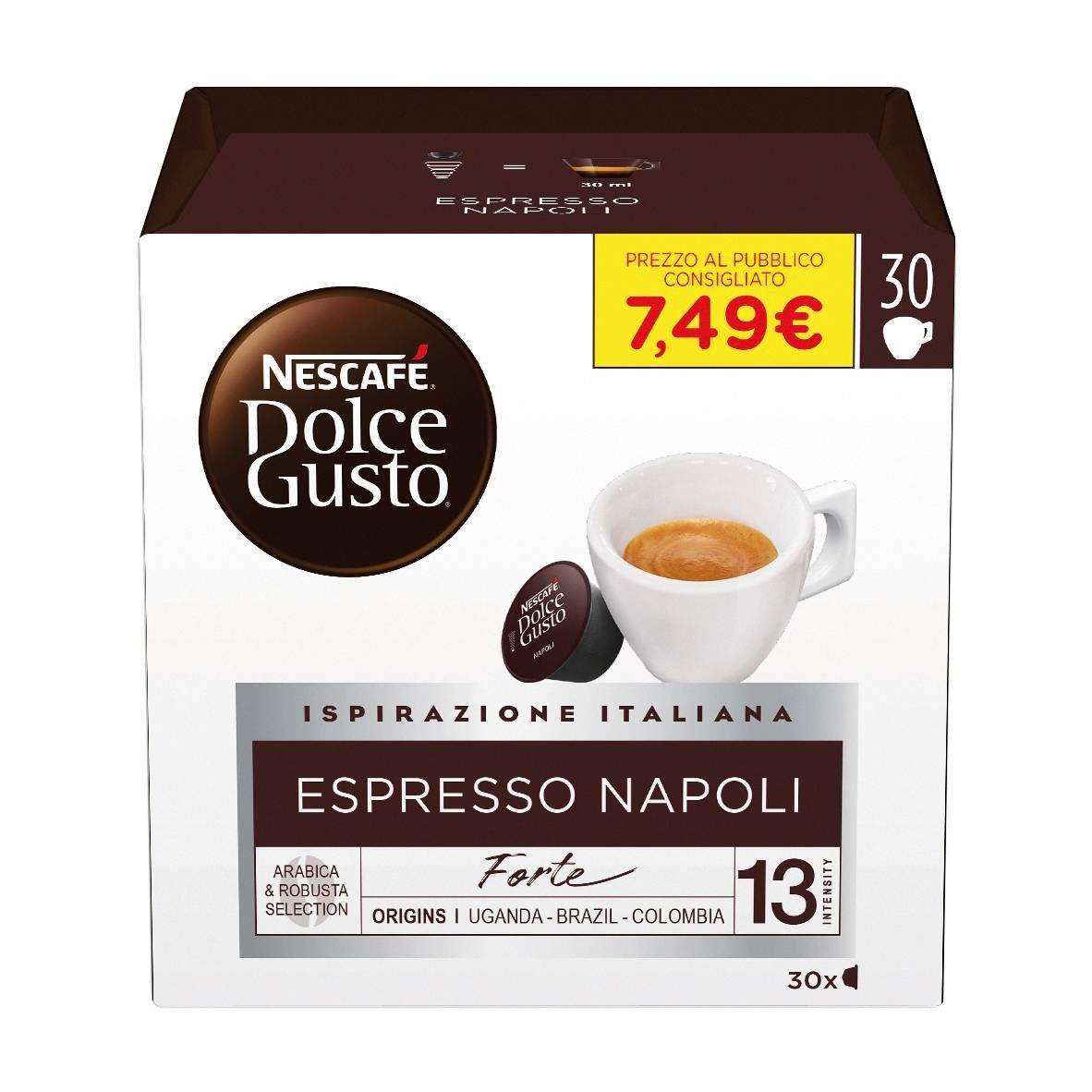 90 Capsule Nescafè Dolce Gusto Espresso Napoli Magnum Pack