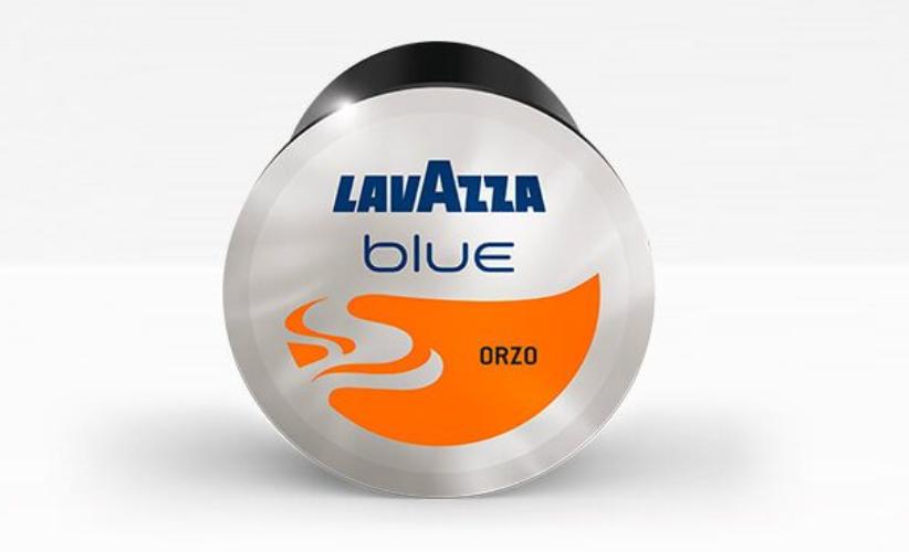 50 Capsule di Caffe' LAVAZZA BLUE gusto ORZO
