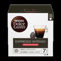 90 Capsule Nescafè Dolce Gusto Espresso Intenso Decaffeinato Magnum Pack