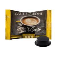 200 Capsule Borbone Don Carlo Compatibili Lavazza A Modo Mio Miscela Oro