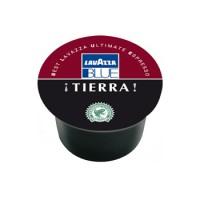 100 Capsule di Caffe' LAVAZZA BLUE Gusto TIERRA