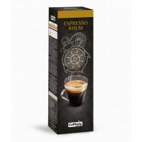 10 Capsule CAFFITALY - ECAFFE' ESPRESSO RHUM