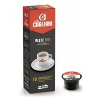 10 Capsule CAFFITALY - CAGLIARI ELITE BIO 100% ARABICA