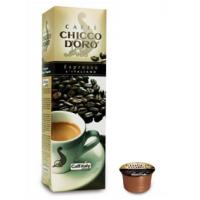 10 Capsule CAFFITALY - Chicco D'Oro ESPRESSO ITALIANO