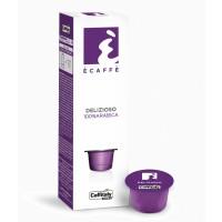10 Capsule CAFFITALY - ECAFFE' DELIZIOSO