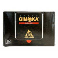 30 Capsule caffe' GIMOKA gusto ARABICA 100%
