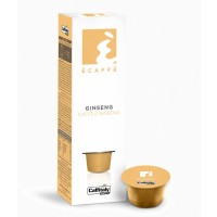 10 Capsule CAFFITALY - Ecaffe' GINSENG