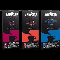 300 Capsule LAVAZZA Compatibili NESPRESSO Gusti A Scelta
