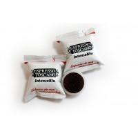 100 Capsule ESPRESSO TOSCANO INTENSO Compatibili Espresso Point