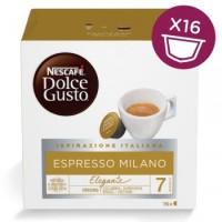 96 Capsule Nescafè Dolce Gusto Espresso Milano