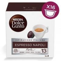 96 Capsule Nescafè Dolce Gusto Espresso Napoli