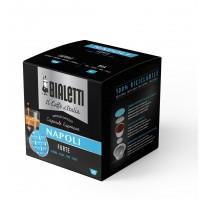256 Capsule Caffe' Bialetti NAPOLI Confezione Risparmio
