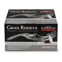 10 Capsule Compatibili Nespresso Caffe' Corsini Arabica