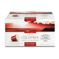 10 Capsule Compatibili Nespresso Caffe' Corsini Monoarabica Colombia