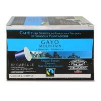 10 Capsule Compatibili Nespresso Caffe' Corsini Monoarabica Gayo