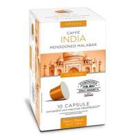 10 Capsule Compatibili Nespresso Caffe' Corsini Monoarabica India