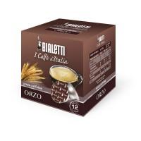 12 Capsule Caffe' BIALETTI Gusto ORZO