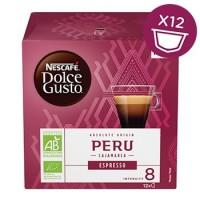 Nescafè Dolce Gusto Espresso Biologico PERU 12 Capsule