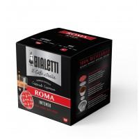 128 Capsule Caffe' Bialetti ROMA Confezione Risparmio