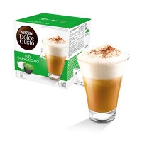 16 Capsule NESCAFE' DOLCE GUSTO - SOY CAPPUCCINO